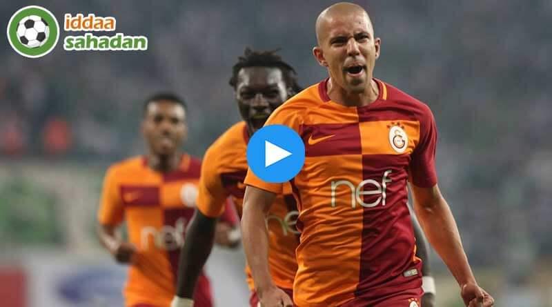 Galatasaray Göztepe Özet