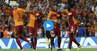 Kayserispor Galatasaray Özet