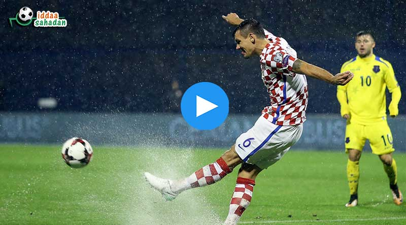 Yunanistan 0-0 Hırvatistan Maç Özeti ve Goller (12 Kasım 2017)