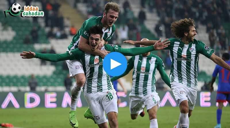 Malatyaspor Bursaspor Özet