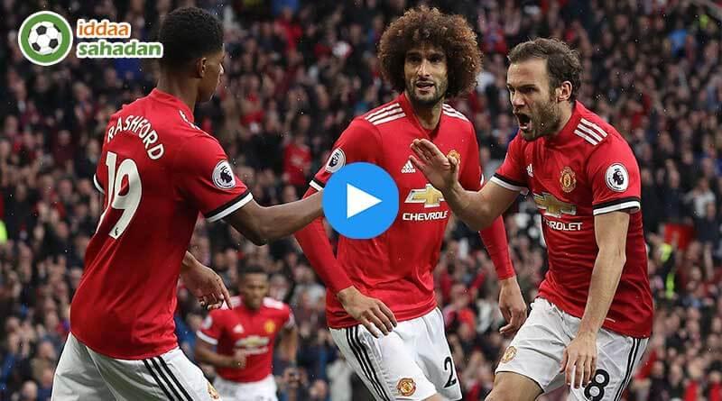 Manchester United Crystal Palace Özet