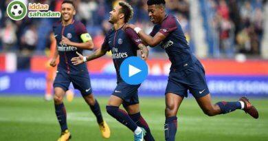 Rennes PSG Özet