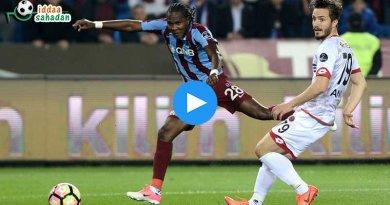 Yeni Malatyaspor 1 - 0 Trabzonspor Maç Özeti
