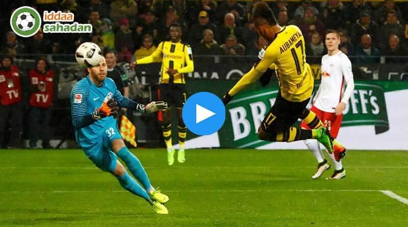 Hertha Berlin Dortmund Özet