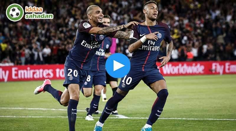 Bordeaux 1-1 Marseille Maç Özeti ve Goller (19 Kasım 2017)