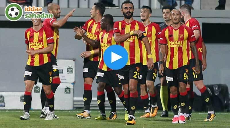 Göztepe Konyaspor Maç Özeti izle