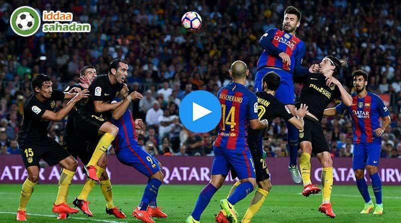 Barcelona Sporting Lisbon Maç Özeti
