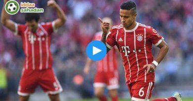 Bayern Münih Werder Bremen Özet