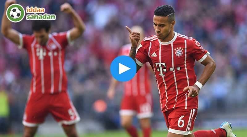 Bayern Münih Hoffenheim Özet izle