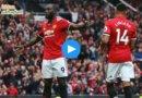 Burnley Manchester United Özet