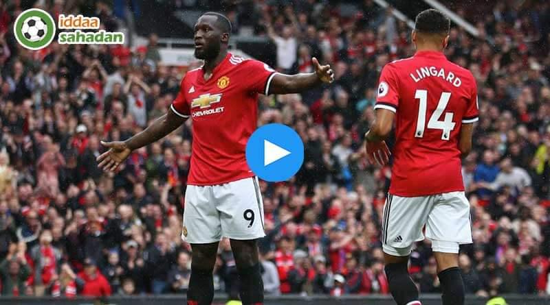 Leicester City Manchester United Özet izle