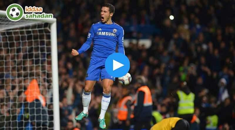 Chelsea Stoke City Özet