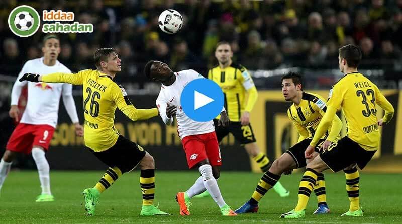 Dortmund Freiburg Özet