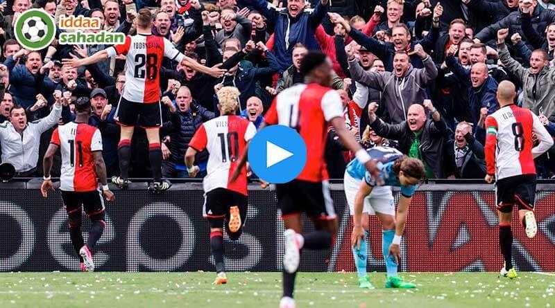Feyenoord Shaktar Donetsk