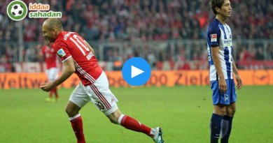 Hamburg 0 - 1 Bayern Münih Maç Özeti