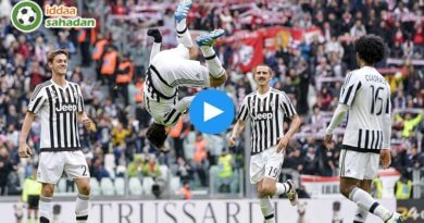 Juventus Genoa Özet