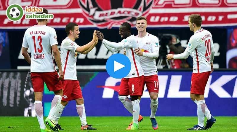 Leipzig 2 - 1 Hannover