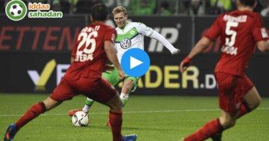 Leverkusen WolfsburgÖzet