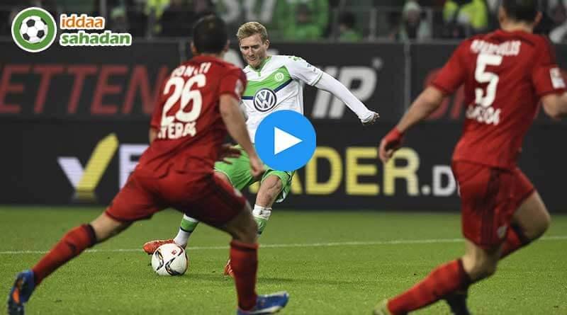 Hannover Bayer LeverkusenMaç Özeti