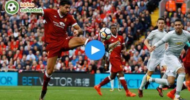 Liverpool Manchester City Özet