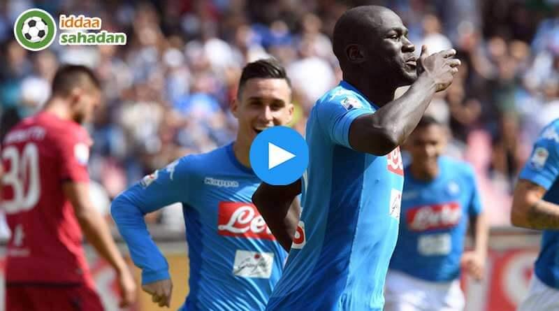 Napoli 2-1 Milan Maç Özeti ve Goller (18 Kasım 2017)