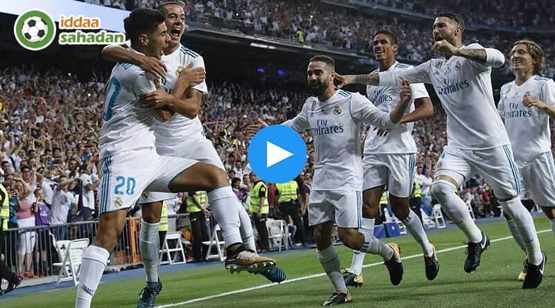 Real Madrid Dortmund Maçı Özeti    3 - 2    Video   06 Aralık 2017