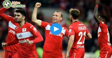 Sevilla 2 - 1 Spartak Moskova