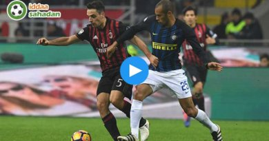Inter 3 - 2 Milan Maç Özeti