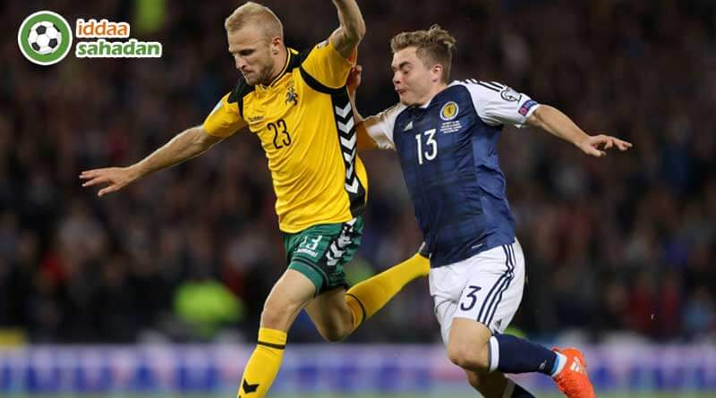 Slovenya - İskoçya Maç Tahmini