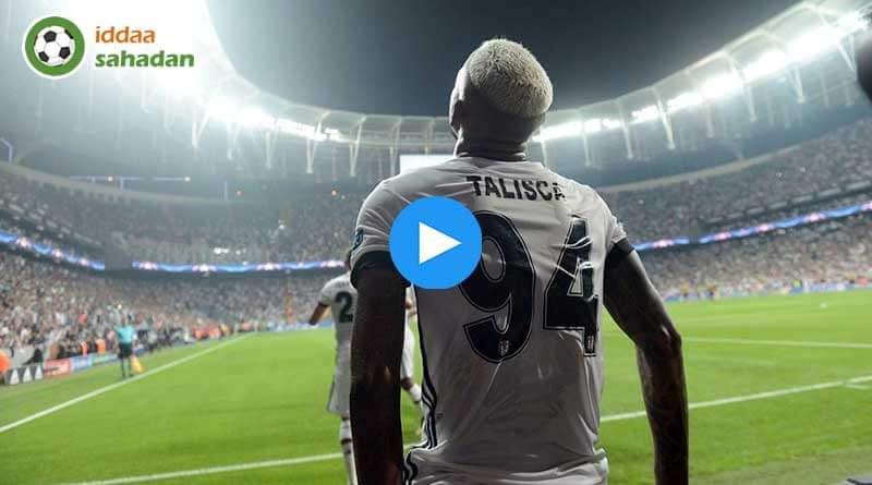 Beşiktaş Osmanlıspor Maç Özeti