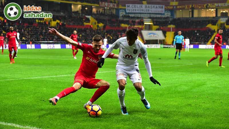 Kayserispor - Sivasspor