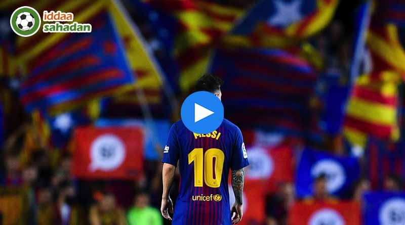 Barcelona Girona Maç Özeti
