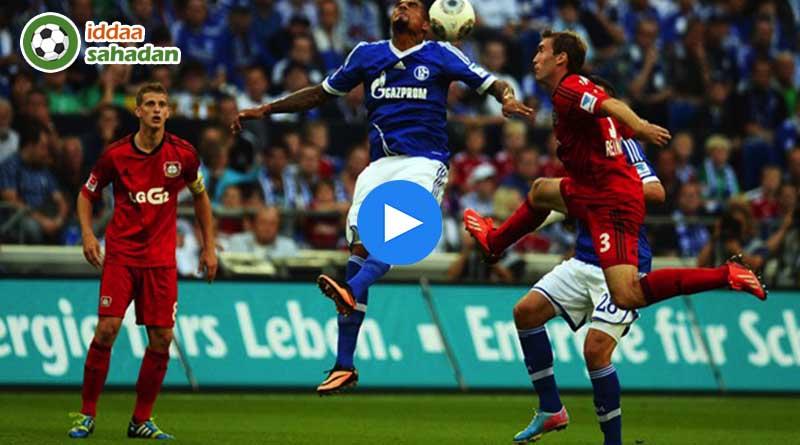Bayer Leverkusen Schalke 04 Maç Özeti