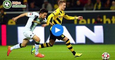 M'gladbach Borussia Dortmund Maç Özeti