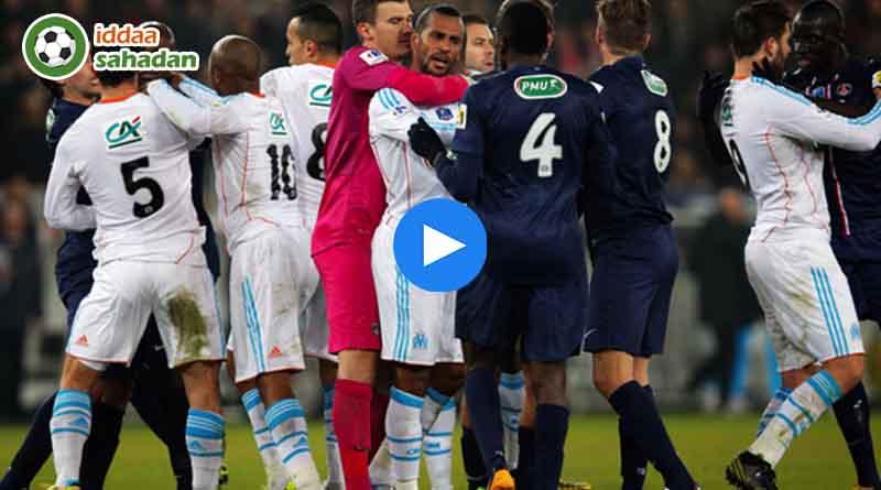 Paris Saint-Germain Marseille Maç Özeti