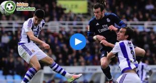 Real Madrid Real Sociedad Geniş Özet   Maç Özetleri