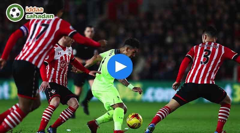 Southampton Liverpool Geniş Özet   Maç Özetleri   İddaa Tahminleri