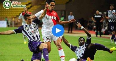 Toulouse Monaco Maç Özeti