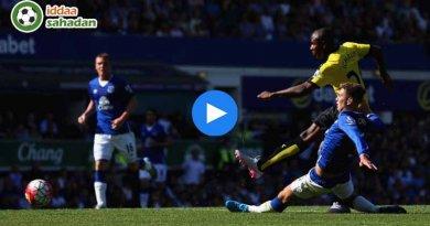 Watford Everton Maç Özeti