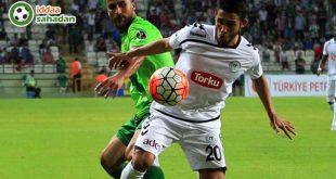 Yeni Amasyaspor - Konyaspor