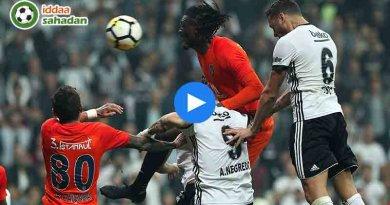 Başakşehir Beşiktaş Özet
