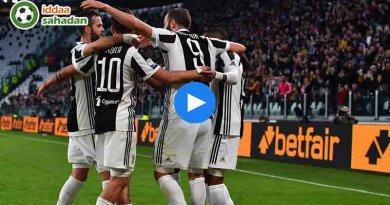 Juventus Atalanta Özet