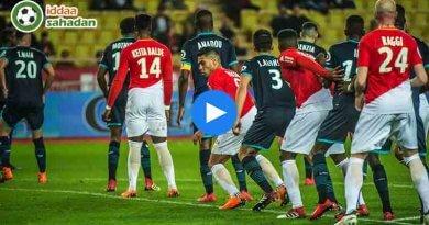 Monaco Lille Özet