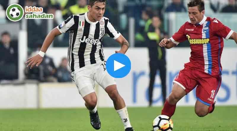 SPAL Juventus Özet