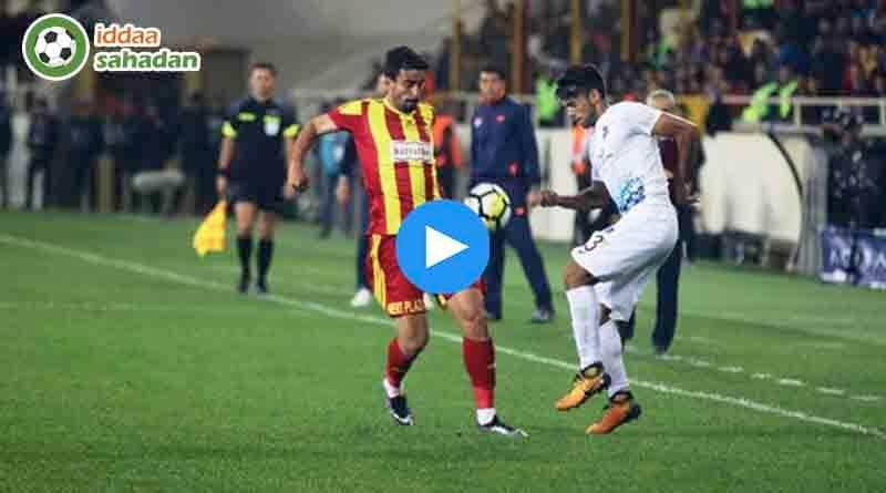 Trabzonspor Malatyaspor Özet