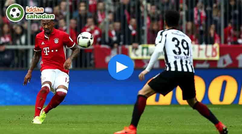 Bayern Münih Eintracht Frankfurt Özet