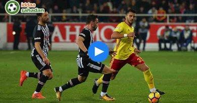 Beşiktaş Malatyaspor Özet
