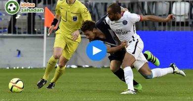 Bordeaux PSG Özet