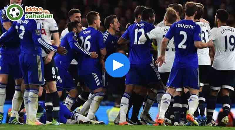 Tottenham 5 - 4 Leicester City Özet İzle