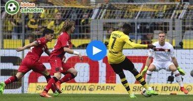 Dortmund Leverkusen Özet